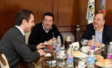 Nueva reunión de intendentes de Región Norte 2 con el foco en los asuntos locales