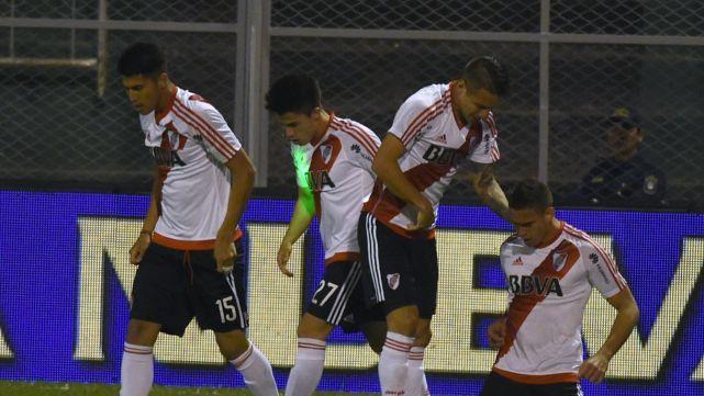 River Plate con los juveniles  fue pura efectividad
