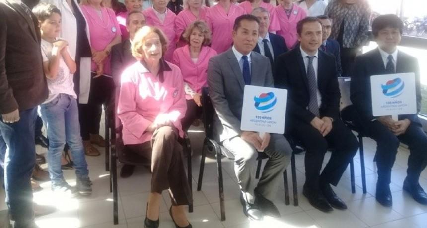 ENTREGA FORMAL DE DONACIÓN: EQUIPAMIENTOS MEDICOS PARA LA UNIDAD CORONARIA DEL HOSPITAL MUNICIPAL SAN JOSE DE CAMPANA
