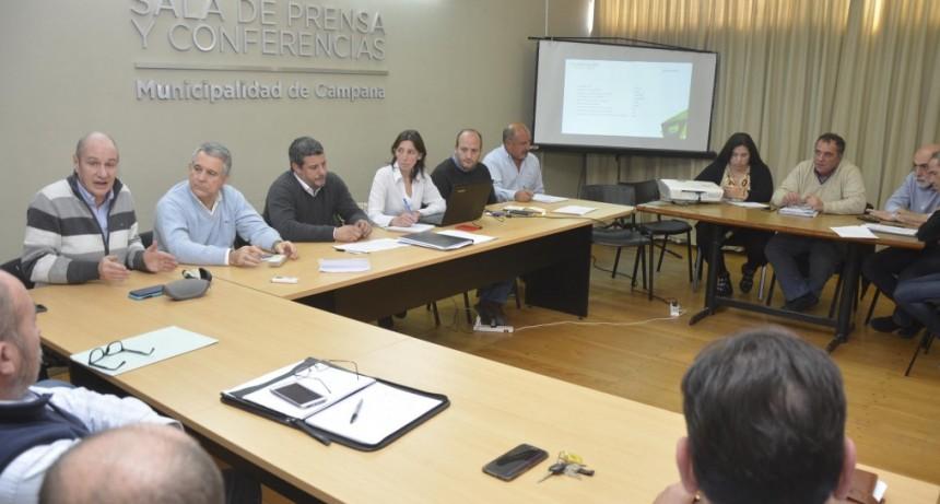 Consejo Urbanístico Ambiental: el dictamen sobre el Parque de los Libertadores se elevó al HCD