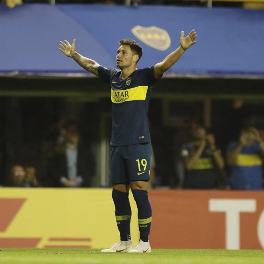Boca Juniors derrotó a Cruzeiro por 2 a 0
