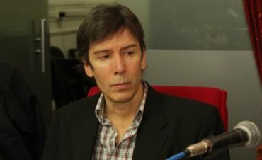 """""""Nos preocupa los inconvenientes que hay en la atención médica brindada por IOMA"""", aseguró el Dr. Hugo Longás."""