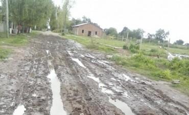 Desde el bloque Frente Renovador reclamaron al municipio trabajos de mejoramiento en calles de San Felipe y Las Praderas
