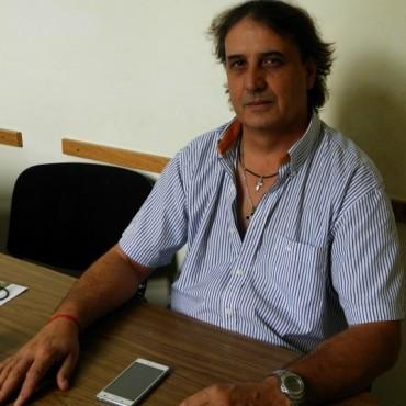"""""""Siempre vamos acompañar a los trabajadores"""", remarcó el Concejal Ezequiel Telleria."""
