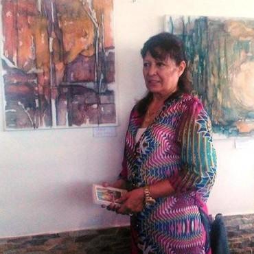 Exitosa inauguración de María Adela Rojas en el CBC