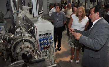 Polimex Argentina realizó una inversión millonaria en Campana y en noviembre inaugurará su Planta de Producción