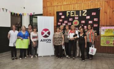 """AXION energy lanzó la iniciativa """"Abuelos cuenta cuentos"""" junto a la Fundación Leer"""