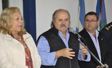 Campana sumó seis móviles al Comando Preventivo Comunitario