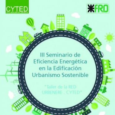3er Seminario de Eficiencia Energética en la Edificación Urbanismo Sostenible