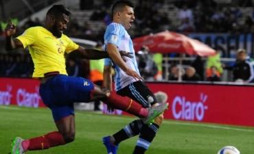La selección Argentina debutó con derrota en las eliminatorias