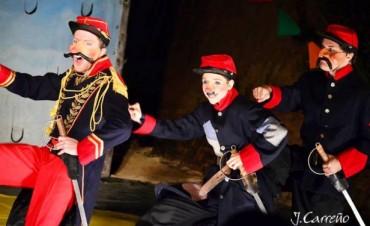 """Del Teatro Nacional """"Cervantes"""": Desde mañana y hasta el viernes se presenta la obra """"El Martín Fierro"""""""