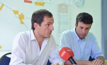 Abella presentó un proyecto para fortalecer el comercio local y modernizar el centro de la ciudad