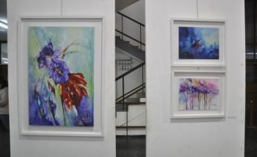 """La Muestra """"AR-TR3S"""" se exhibe en la Casa de la Cultura"""