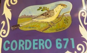 El artista plástico Marcos García Ortíz trabajó en el Proyecto Otamendi Ecobarrio Turístico