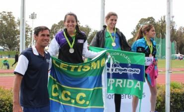 Juegos bonaerenses: Campana sumó otras cuatro medallas de la mano del atletismo