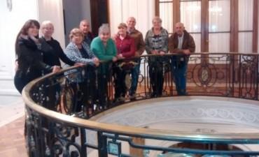 Adultos mayores de la ciudad asistieron a un nuevo concierto de la Orquesta Nacional