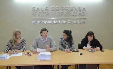 Biblioteca Municipal: se conocieron las ofertas para la continuación de la obra