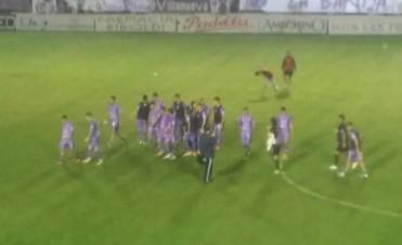 Villa Dálmine empató con Crucero Del Norte 0 a 0