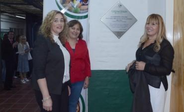 Autoridades municipales participaron de la celebración de la Fundación Capacitare