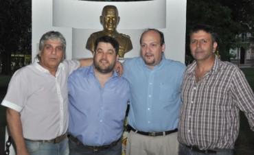 Se realizó un homenaje al Movimiento Peronista