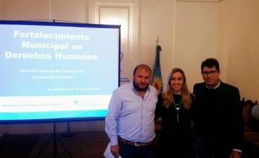 Campana participó de la 5º Jornada Interdistrital de Promoción y Protección de Derechos Humanos
