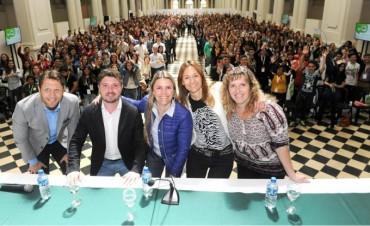 Campana participó del V° Encuentro Provincial del Parlamento Juvenil del Mercosur