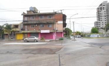 Se habilitó el tránsito en boulevard Dellepiane y Jean Jaures