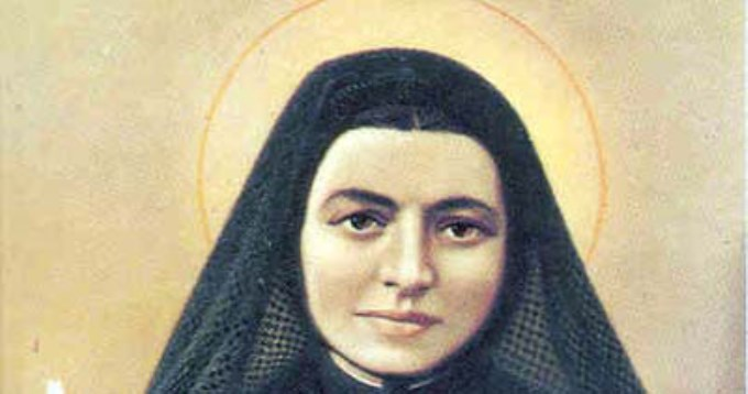 La iglesia recuerda hoy a Santa María Bertila Boscardin