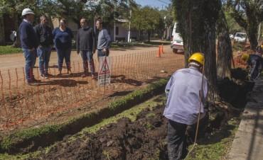 El 100% de las viviendas de Las Acacias tendrá acceso al gas natural