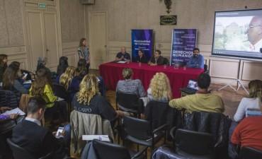 Campana fue sede de la Jornada de Derecho a la Identidad de Origen
