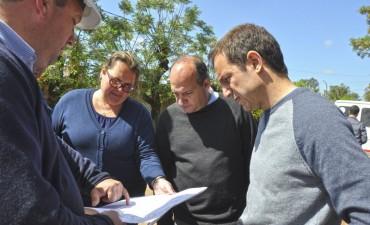 Buzzini: Campana necesita concejales que apoyen la gestión para seguir haciendo obras que mejoran la vida de los vecinos