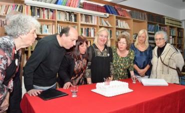 La Biblioteca Pública Municipal festejó su 106° Aniversario