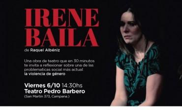 Mañana en el Pedro Barbero se presentará la obra