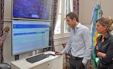 El Municipio comenzó a implementar los expedientes electrónicos