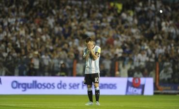 Argentina empató con Perú 0 a 0