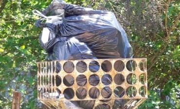 Recuerdan la obligatoriedad de poseer cesto de residuos en cada vivienda