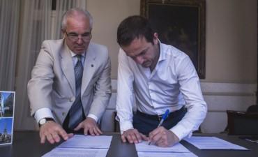 El Municipio y el Colegio de Arquitectos acordaron trabajar en forma conjunta