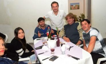 Abella acompañó los festejos por los 31 años de la sociedad de fomento de Río Luján