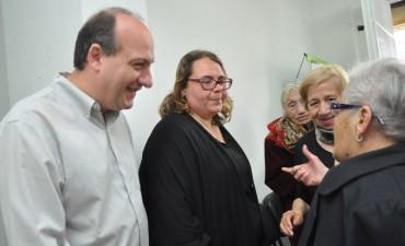 Roses destacó el protagonismo que tomaron los adultos mayores en la gestión del intendente Abella