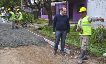 Roses: La construcción de la red cloacal en San Felipe es un hecho histórico en nuestra ciudad