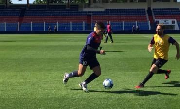 Villa Dálmine venció amistosamente a Tigre 1 a 0