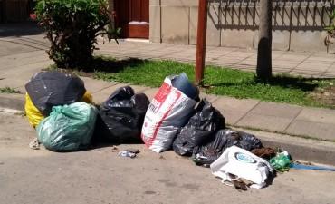 El Municipio brinda recomendaciones para disponer la basura y reciclables