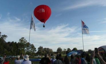 Más de 8.000 personas disfrutaron de una nueva edición de Balloon Fiesta Argentina