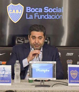 Daniel Angelici: Boca Juniors tuvo el mejor balance en la historia del club