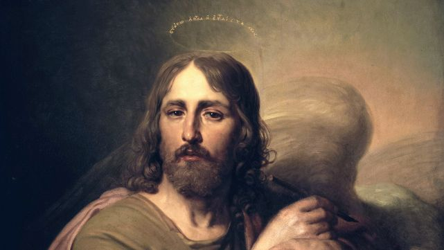 La iglesia recuerda hoy a San Lucas Evangelista