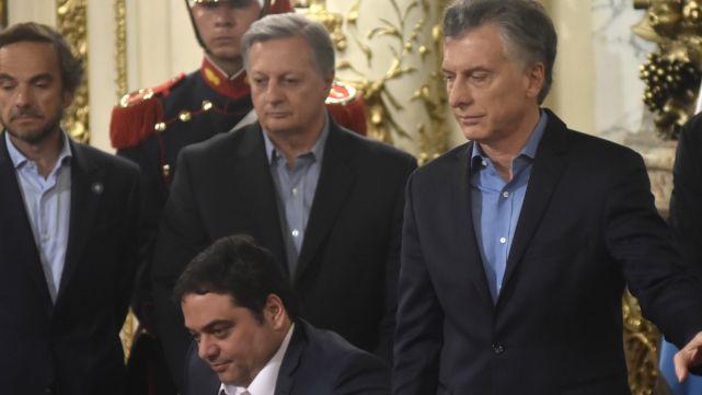 El Presidente Mauricio Macri presenta su plan de reformas