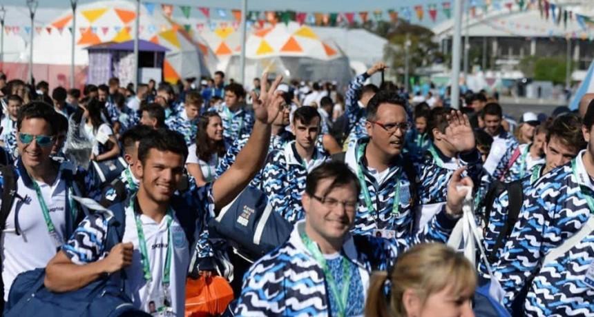 Remero del CBC Felipe Modarelli, listo para competir en los Juegos Olímpicos de la Juventud