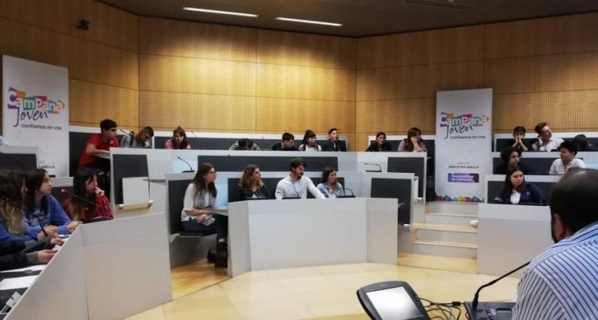 Gabinete Joven: comenzó la instancia de debates de proyectos