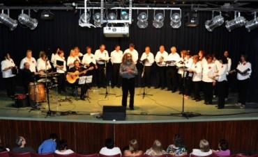 El Coro Polifónico Municipal celebró su 46° Aniversario