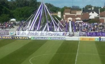 Villa Dálmine perdió con Boca Unidos por 2 a 1